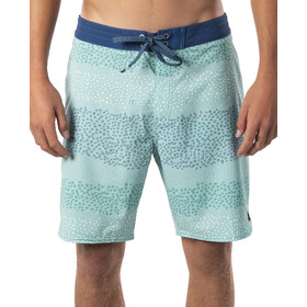Rip Curl Mirage Conner Salty Boardshorts Herrer, teal